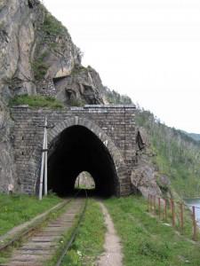 Тоннель на КБДЖ