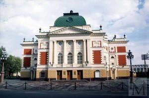 Иркутский драматический театр им. Н.П. Охлопкова